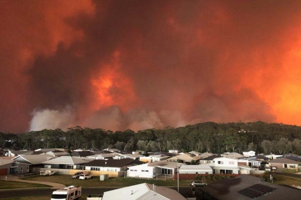 Australia's Bushfire Crisis: A Government's Failure