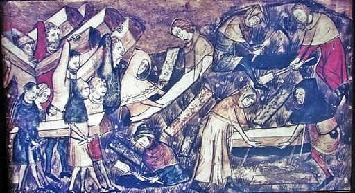 The Black Death † 75 – 200 Million