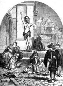 The London Plague † 100 000