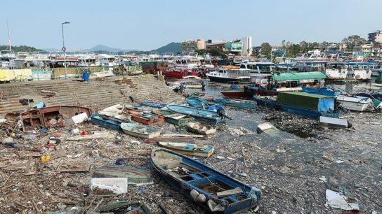 Hong Kong Waste Charging Scheme Dumped