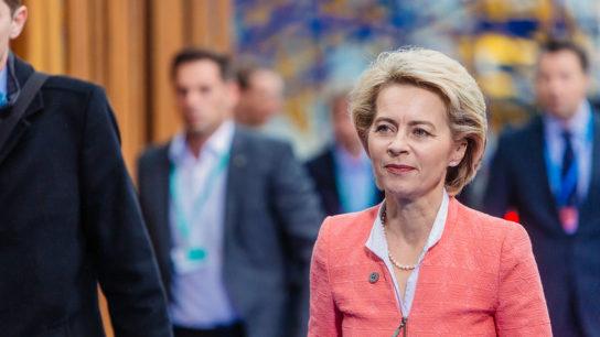 EU Pledges to Cut Emissions 55% by 2030