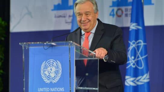 UN: Countries' Climate Pledges 'Far Away' From Paris Agreement Target